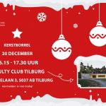 Jaarlijkse kerstborrel HOVO Brabant!